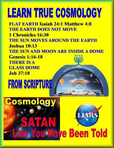 Bible - flat earth references