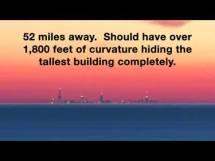 Chicago skyline - 52 miles away, no drop