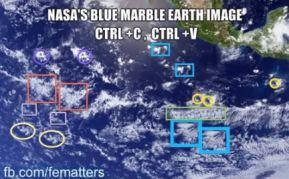 copied earth photo - ctrl-c, ctrl-v