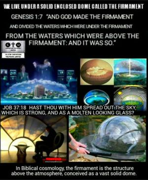 firmament in the Bible