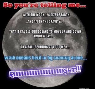 moon vs tides