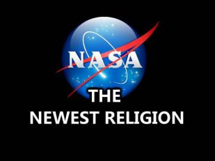 NASA - the newest religion